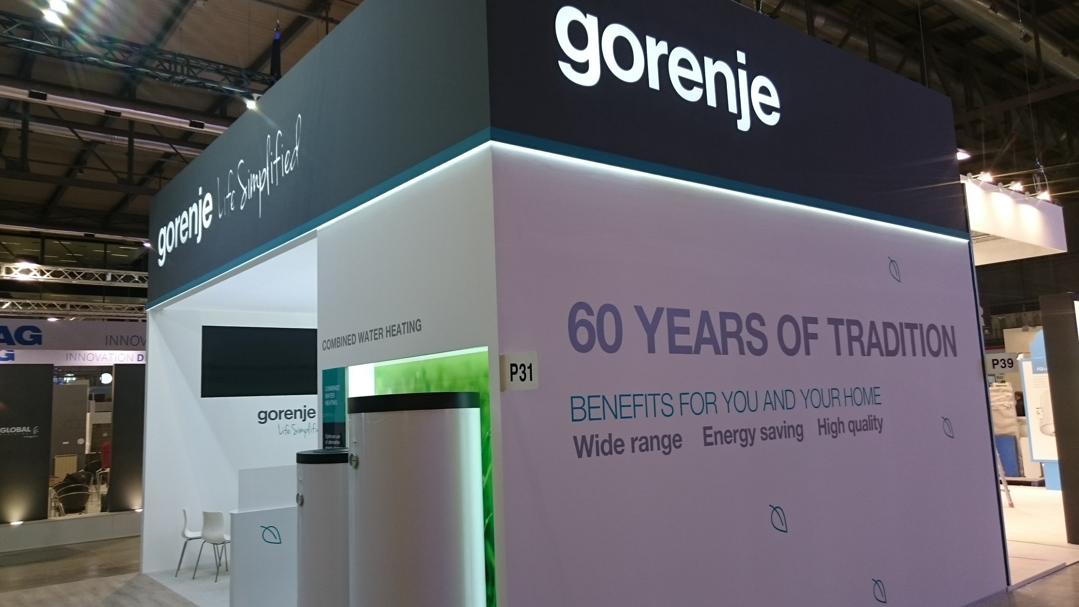 Exhibition Stand Design Guidelines : Exhibition signage custom theme